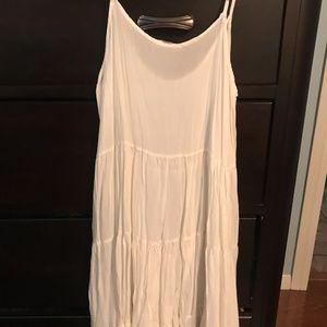 Brandy Melville Dresses - Classic Brandy Dress - White